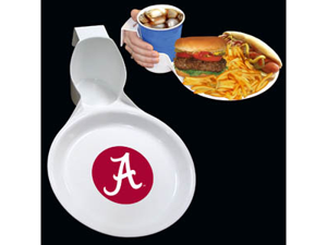 Alabama Drink&Plate 2pk