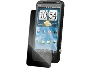 invisibleSHIELD Protective Film for HTC EVO 3D - Retail Packaging - Screen Only