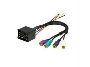 Radio Wiring Harness for BMW Amp Integration