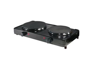 AROMA AHP-312 Double Burner Hot Plate