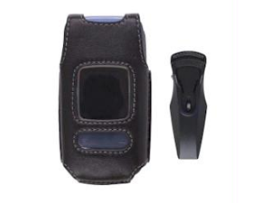 Fitted Leather Case for PTC Breeze 2