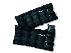 Valeo VA4534BK Adjustable Weights, 10 lbs Cardio training