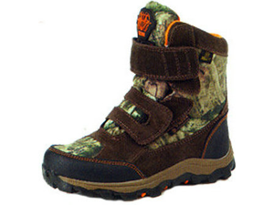 Kids Ram Boys Boots Mossy Oak Infinity Size 2