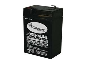 Wildgame 6v E Drenaline Battery