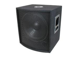 "15"" PA / DJ Speaker Subwoofer 700W"