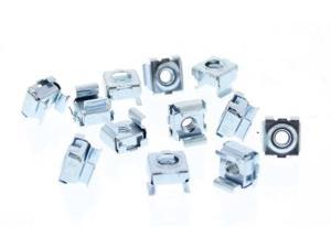 CAGE NUT 25 PACK 10-32         FOR SQUARE PUNCHED RACK RAIL