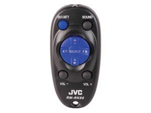 JVC Original Replacement Remote for CD Player Head Units