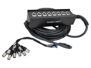 8 Channel 32 Ft Xlr Cable Snake