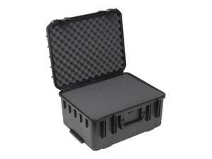 Rolling Waterproof Equipment Case with Cubed Foam Interior