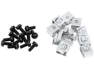 SKB Case Rack Mount Hardware Pack - 12 Screws and 12 Clips