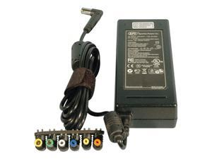 90 Watt Notebook Power Supply with Selectable Tips
