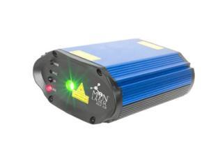 Red Green Compact Plug-N-Play Laser