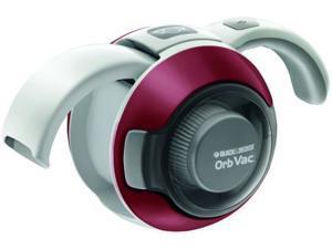 Red Orb Vac - Cordless Vacuum