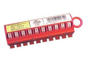 Number Type Wire Labeler