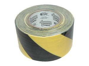 "3"" Black/Yellow Tunnel Tape"