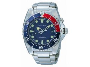 Seiko Kinetic Diver's Date Stainles Steel