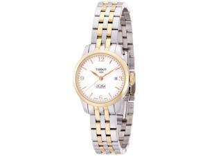 Tissot Women's T41218334 Le Locle White Watch