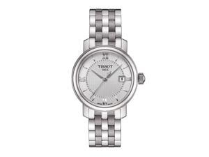 Tissot Women's T0970101103800 Bridgeport Silver Watch