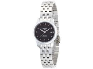Tissot Women's T41118354 Le Locle Black Watch