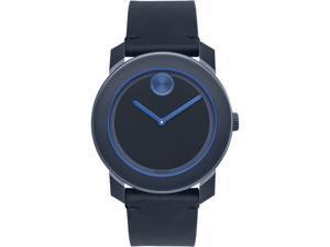 Movado Men's 3600317 Bold Navy Blue Watch