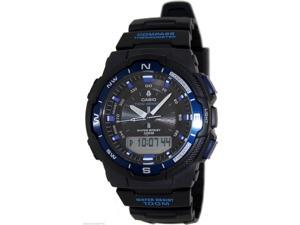 Casio Men's SGW500H-2B Outgear Black Watch
