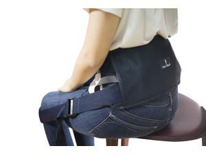 Verti Back - Posture Correcting Harness, Keeps Back Straight While Seated, Suitable in Office or At Home or Outdoors (Physiotherapist Approved)