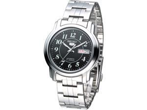 Seiko 5 Silver Watch SNKL91K1