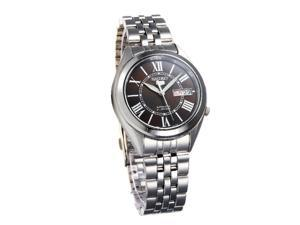 Seiko 5 Silver Watch SNKL33K1