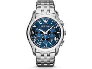 Armani Classic Silver Watch AR1787