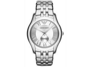Armani Classic Silver Watch AR1788