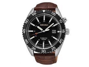 Seiko Kinetic Black Watch SKA617P2