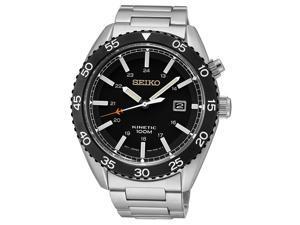 Seiko Kinetic Black Watch SKA617P1