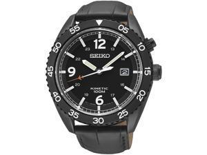 Seiko Kinetic Black Watch SKA621P1