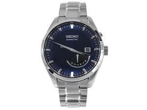 Seiko Kinetic Blue Watch SRN047P1
