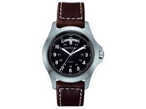 Hamilton Khaki King Silver Watch H64451533