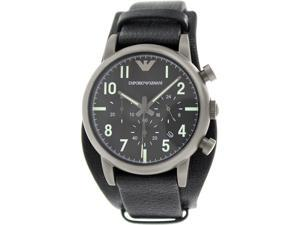 Armani Men's Classic AR1830 Black Watch
