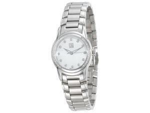 ESQ Women's Quest 7101328 White MOP Watch