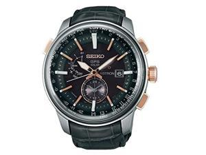 Seiko Men's SAS038J1 Astron Black Watch