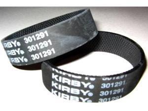 Genuine Kirby Vacuum Cleaner Belts (2pk) Kirby Part # 301291A