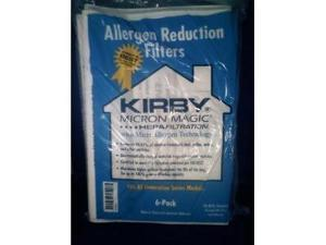 Kirby 204803 HEPA Vacuum Bags For Generation 3,4,5,6,7, Ultimate G and Diamond Edition