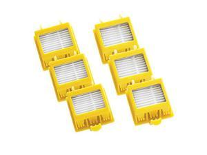 3 Replacement Sets Of Dual HEPA Filters