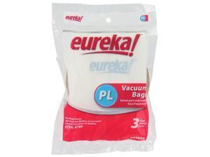 Eureka 62389 Style PL Vacuum Bags, 3pk