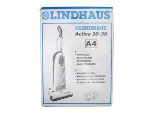 Lindhaus A4 Paper Bags + Filters