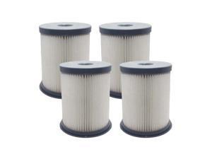 4 Hoover 59157055 Elite Rewind Bagless Replacement Primary HEPA Filters