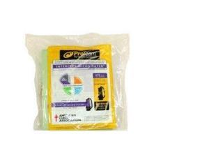ProTeam LineVacer Backpack Vacuum Cleaner Bags, 698 sq. in., Part 100291, 10pk.
