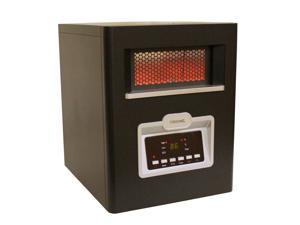 Versonel 6 Element 1500W Portable Quartz Infrared Heater w/ Remote VSL1500H6E