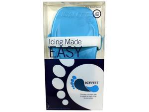 Icy Feet Left Foot One Size Fits All Plantar Fasciitis Relief IcyFeet Icing Made Easy ICEFLF