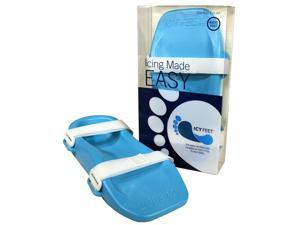 Icy Feet Right Foot One Size Fits All Plantar Fasciitis Relief IcyFeet Icing Made Easy ICEFRF