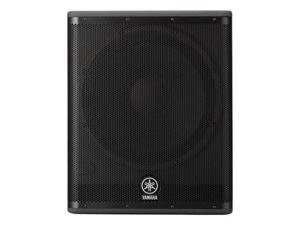 "Yamaha DSR118W 18"" Powered Subwoofer Active 800W Powered Subwoofer"
