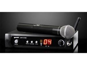 Gemini UHF4100M 100Ch UHF Handheld Wireless Mic UHF Handheld Wireless Mic System